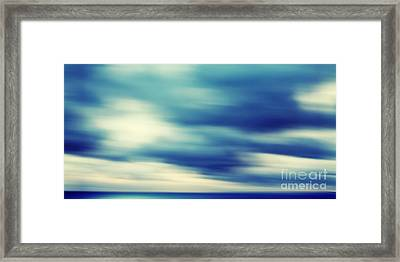 Heaven Impressions Framed Print by Angela Doelling AD DESIGN Photo and PhotoArt