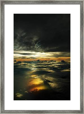 Heaven Framed Print by Mandy Wiltse