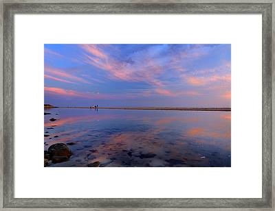 Heaven Walk II Framed Print by Guido Montanes Castillo