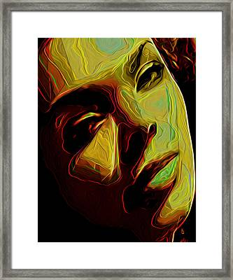 Hecate Framed Print by  Fli Art
