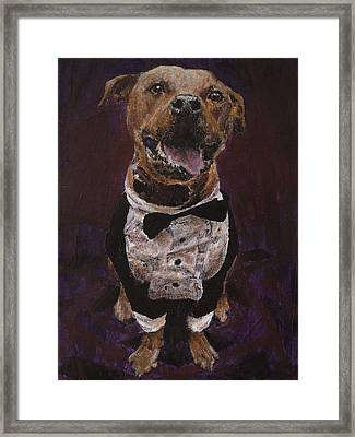 Hector The Inspector Framed Print by Clara Yori