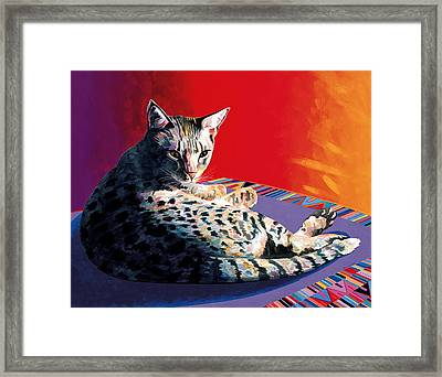 Heidi Framed Print by Bob Coonts