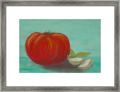 Heirloom Framed Print by Cheryl Albert