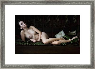 Helen II Framed Print by Kenp