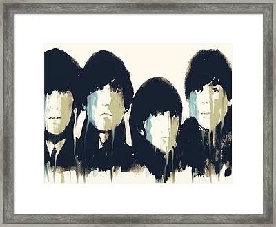 Hello Goodbye Framed Print by Paul Lovering
