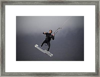 Hello There Framed Print by Frank Fullard