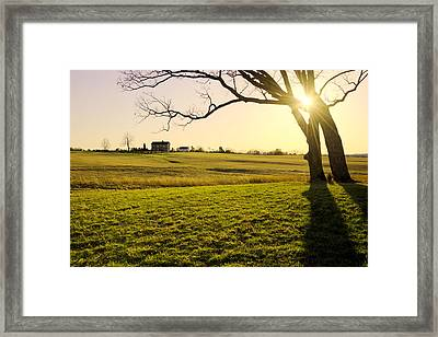 Henry Hill Framed Print by Chad Dutson