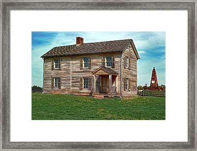 Henry House Hill  Framed Print by Don Lovett