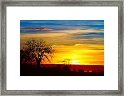 Here Comes The Sun Framed Print by James BO  Insogna