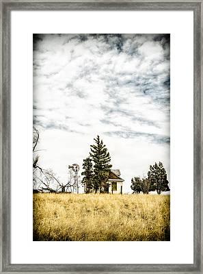 Hideaway Framed Print by Humboldt Street