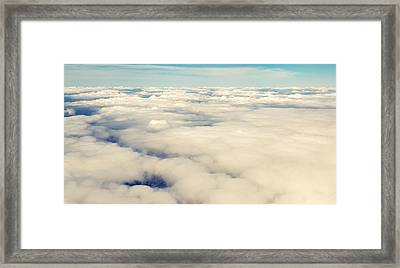 Cloud Kingdom Framed Print by 2141 Photography