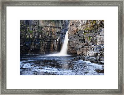 High Force Framed Print by Stephen Smith