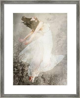 Higher And Higher Framed Print by Gun Legler