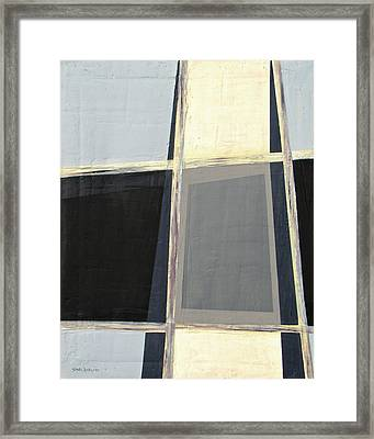 Highrise Framed Print by Slade Roberts