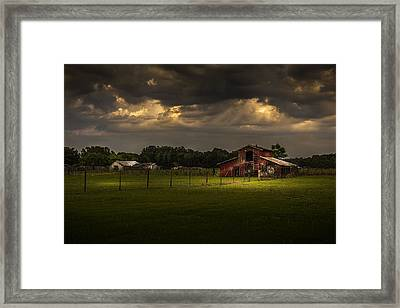 Hold Your Breath Framed Print by Marvin Spates
