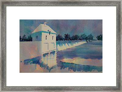 Holliday Power Framed Print by William Duncan