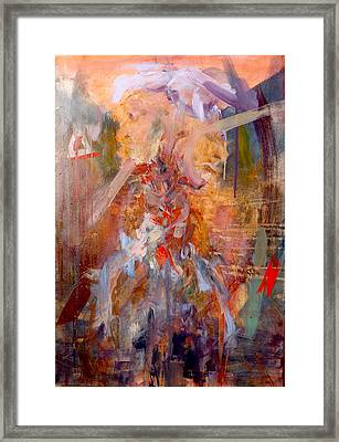 Hollowed Out Framed Print by Pearse Gilmore
