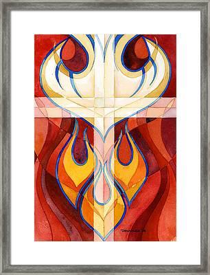 Holy Spirit Framed Print by Mark Jennings