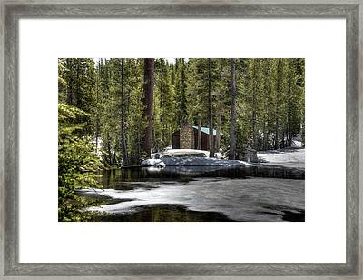 Home Away From Home Framed Print by Thomas Todd