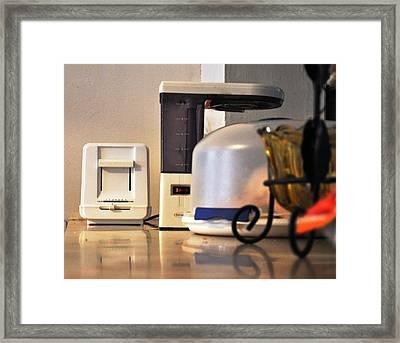 Home Feeling Framed Print by Ruben Barbosa