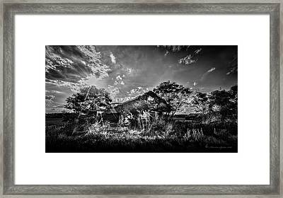 Home Framed Print by Marvin Spates