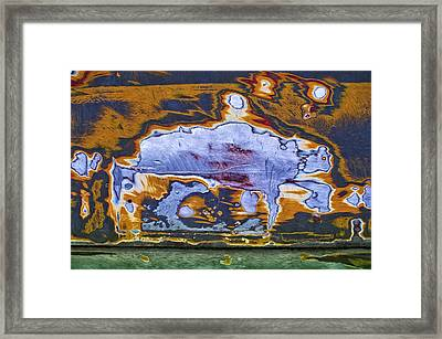 Home On Deranged Framed Print by Becky Titus
