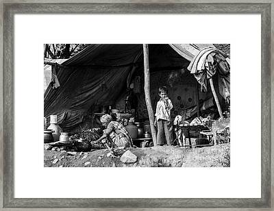 Home Framed Print by Tim Gainey