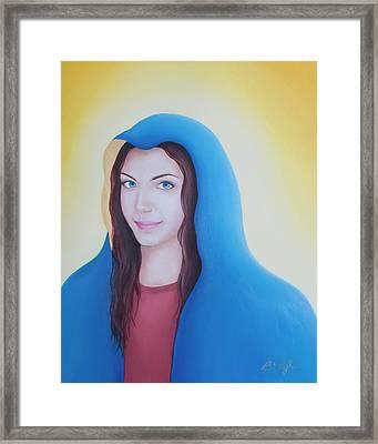 Hope Framed Print by Beata Engl