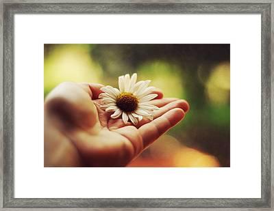 Hope Framed Print by Joanna Jankowska