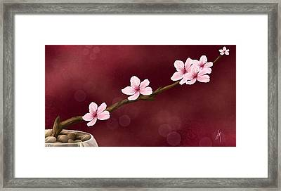 Hope Framed Print by Veronica Minozzi