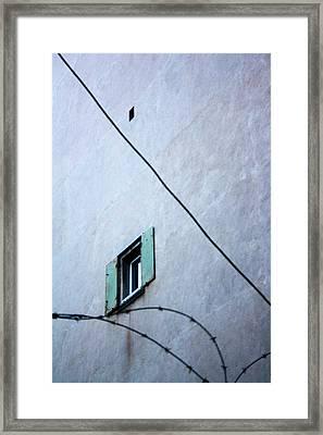 House 1 Framed Print by Thora Kleinert