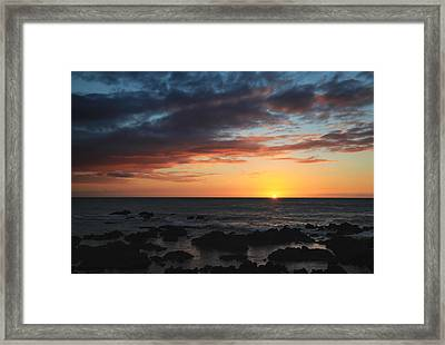 How Bittersweet This Love Framed Print by Laurie Search