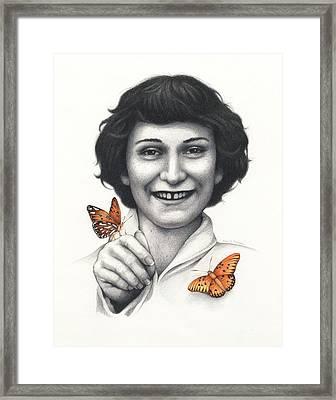 I Am Always Near Framed Print by Amy S Turner