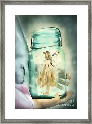 I Believe Framed Print by Stephanie Frey