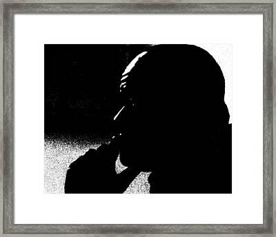 I Had A Dream Framed Print by Lori Pessin Lafargue