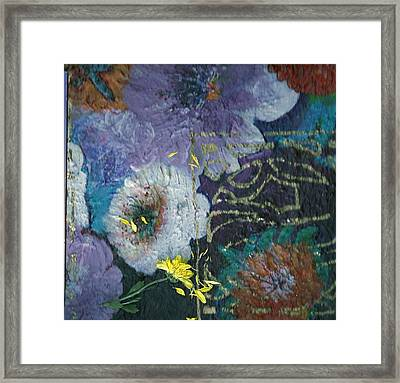 I Love You Just The Way You Are Framed Print by Anne-Elizabeth Whiteway