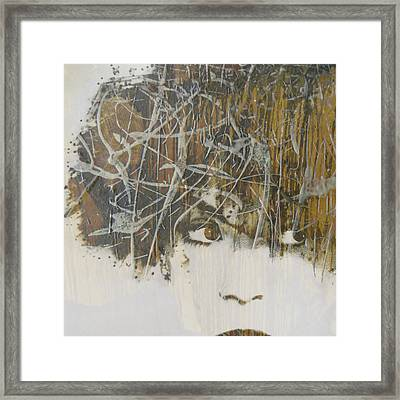 I Will Always Love You Framed Print by Paul Lovering