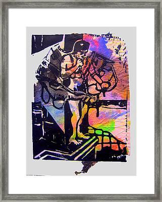 icarus III Framed Print by Adam Kissel