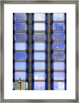 Hong Kong Framed Print featuring the photograph Ice Tray by Roberto Alamino