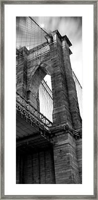 Iconic Arches Framed Print by Az Jackson