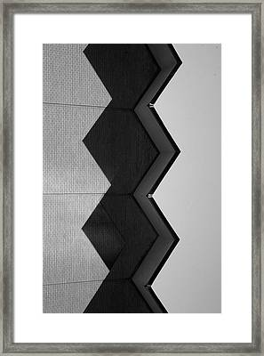 Tossed On Its Side Framed Print by Ross Odom