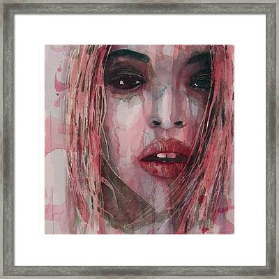 If I Can Dream  Framed Print by Paul Lovering