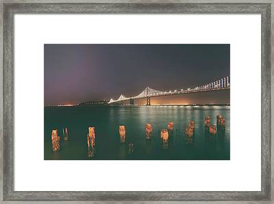 If We're Together Framed Print by Laurie Search