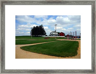If You Build It They Will Come Framed Print by Susanne Van Hulst