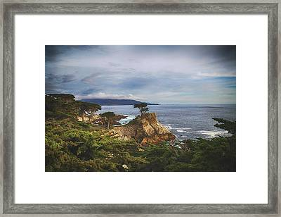 I'll Be Near Framed Print by Laurie Search