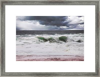 I'll See You Through Framed Print by Laurie Search