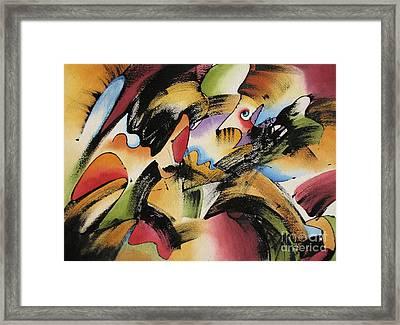 Imagination Framed Print by Deborah Ronglien