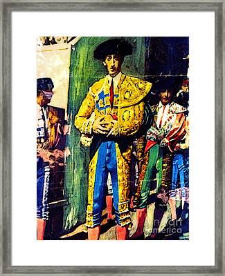 Immortalized Framed Print by Mexicolors Art Photography