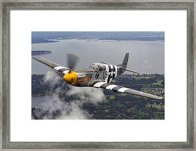 Impatience Is A Virtue Framed Print by Jay Beckman