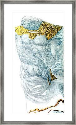 Imperor 2 Framed Print by Valeriy Mavlo